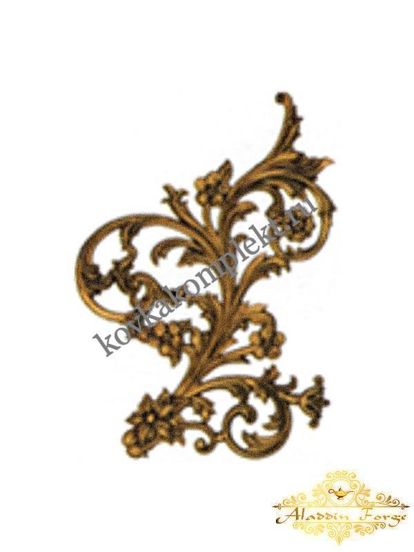 Декоративная накладка 50 х 37 см (арт. 4465/1)