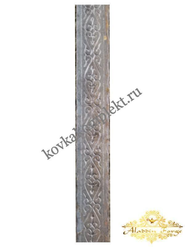 Декоративная полоса 50 х 3 (арт. 9611)