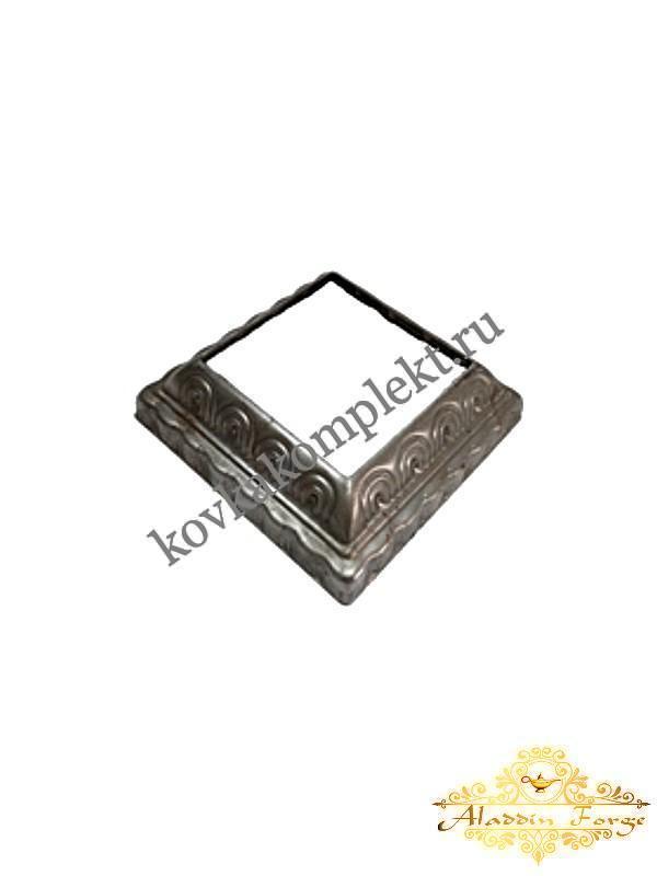 Декоративное основание 13,5 х 3,5 см (арт. 7957)