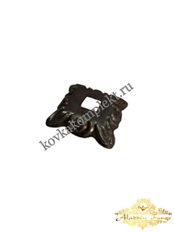 Декоративное основание 6,5 х 1,4 см (арт. 7955)