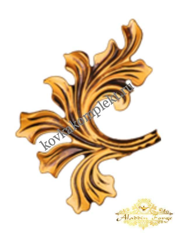 Декоративный элемент 20 х 15 см (арт. 3158)
