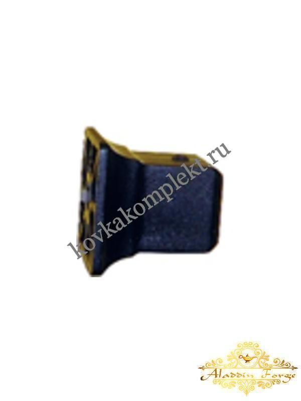 Крепление для балясины 3,5 х1,4 см (арт. 3420/1)