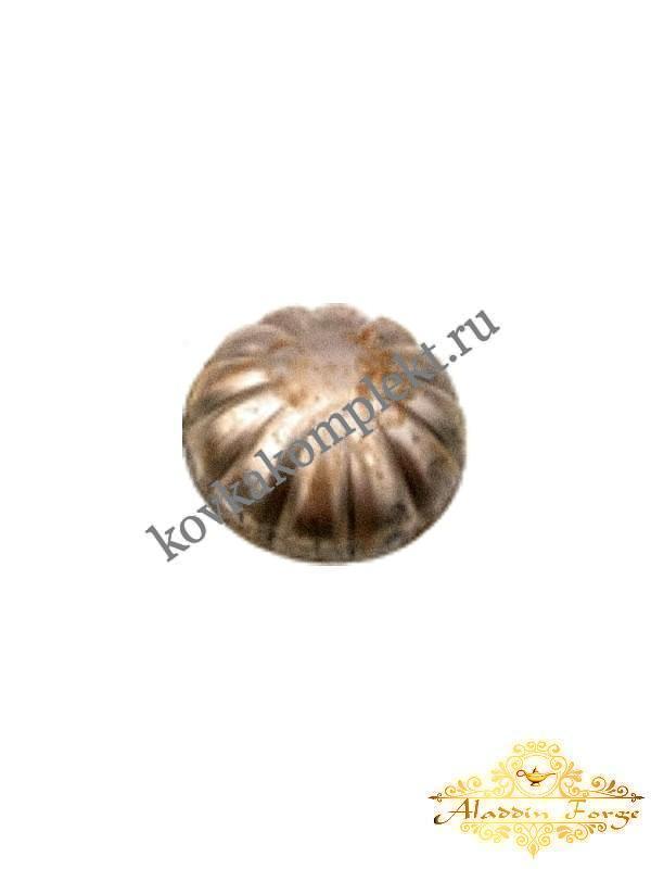Штампованный элемент 2 х 7 см (арт. 7927)