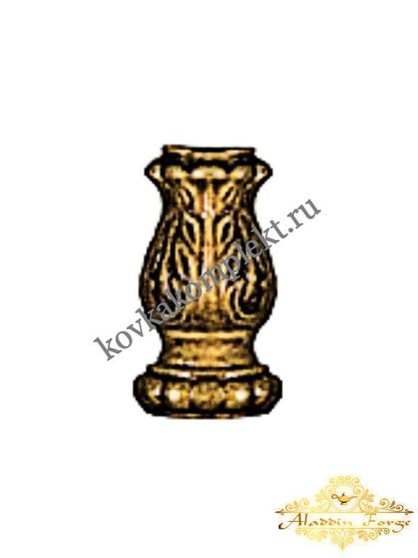 Вставка балясины 4 х 7 см (арт. 1608/5)