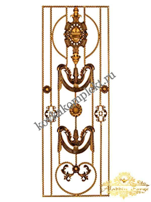 Панель декоративная 60 х 160 см (арт. 6116)