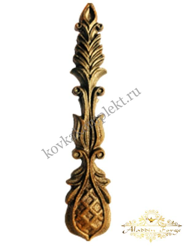 Декоративная накладка 5 х 25 см (арт. 3565)